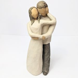 """Vintage Willow Tree """"Together"""" Figure"""